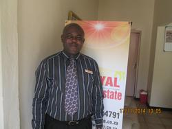 Michael  Nweke, estate agent